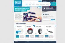 Design // UI & Website