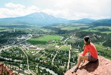 Carbondale, CO - Colorado Info / Is Carbondale a big little town or a little big town? We're not sure, but one thing we do know is that it's a beautiful setting for outdoor activities and a wonderful peek into the state's rich history.