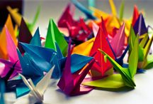 Origami and paper sculptures / by Luca Brognara
