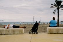 Residents / Residents – looking and behaving like tourists. Impressions from Costa Blanca, Spain