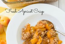 Recipes - Apricots