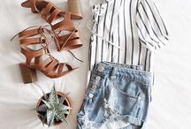 Fashion: Outfit Flatlay