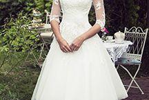 Hochzeit - Kleid