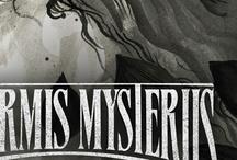 High on Fire - De Vermis Mysteriis  / HIGH ON FIRE - DE VERMIS MYSTERIIS  now on iTunes http://ow.ly/9uv4u ART BY LEHI