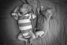Twins / Twins buddy's for live. Born as one but different in many way's.