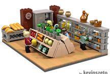 Idéer /lego-rom