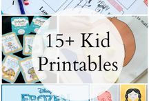 Kids - craft / Things to do with my kid