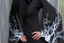 Dark mori   witch   strega