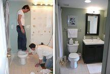 Small Bath room