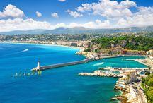 Côte d'Azur / French Riviera