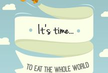 Foodie quotes/ Frases gourmet