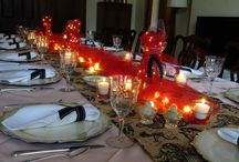 Take that, Sandra Lee! / Tablescapes for the tablescape-challenged