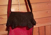 bag of ostrich / сумка-чехол из кожи натурального страуса под Apple