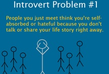 My Introverted Life (ISFJ)  / I am an ISFJ  / by Nicole Butts