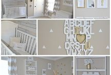 Girl nursery / by Kaylee Abedrabbo
