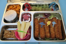 Bento Lunch Ideas / by Vanessa S.