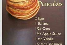 Breaking the fast.... / Things for breakfast / by Barbara Waterbury