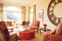 redecorating - colour schemes