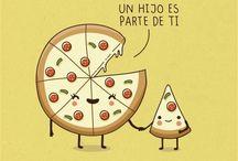 pizza stuff / Recetas y cuestiones relacionadas con la pizza