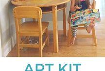 Kids Books +Art