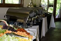 Catering at Seven Springs / Seven Springs Winery caters to weddings as well as smaller events and corporate outings.  Contact us for information and pricing details!