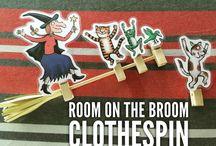 room on a broom