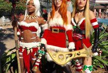 Christmas girl's.