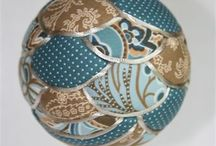 Kimekomi ornamenten