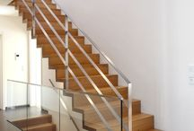 Treppen, franz. Balkon, Geländer