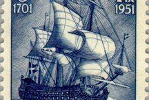 Danmark Stamps