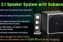 Speaker and headphone / Have look at products that can offer you incredibly clear and loud sound to enhance your #musicexperience. Get option to select from wide range of #Speakers, #Bluetooth and #WirelessSpeakers, IPod Docking Station, and many more. All products are reasonably priced.