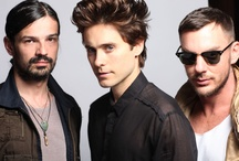 30 Seconds to Mars / Jared Leto, Shannon Leto, Tomo Milicevic