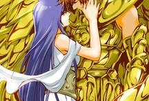 a different kind of knights... / Saint Seiya