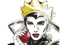 Snow White Evil Queen