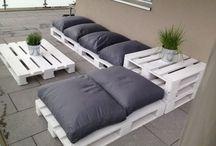 The screened sun porch