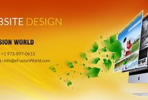 Website Designs / eFusion World expert in website design including graphic design, custom responsive web design Service, ecommerce system and more. Our Graphic designers helps your business with a new website at affordable rates.