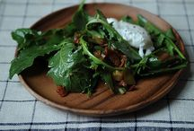 Spring Veggies / Try these healthy and delicious spring recipes today!