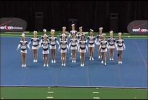 cheer - routines