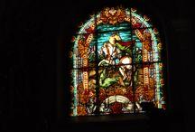Mosaic - ceramics, glass, stone...