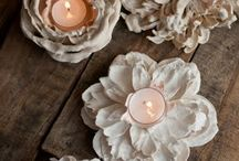 Crafts - Candles & Candle Holders