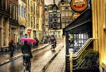 Amesterdão...