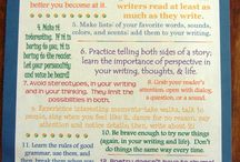 Writing Ideas / by Joanne Maggi