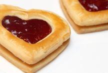 Valenti napi finomságok / Valenti napi finomságok receptjeit találod itt