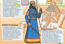 Antiquité - Mésopotamie