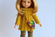 Knit Paola Reina for Masha