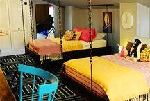 bedroom decor / by Alli Stafford