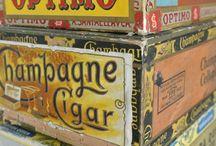Vintage & Antique / by Lucero Garcia-Peralta