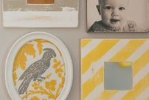 Frame Galleries / by Poppy Seed Projects {Poppy Seed Projects.com}