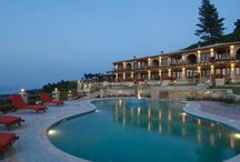 Akritas Ev Zin Villas and Suites, 4 Stars apartments, studios, villa in Kassandra - Pefkochori, Offers, Reviews