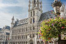 Travelinspo: Brüssel & Brügge